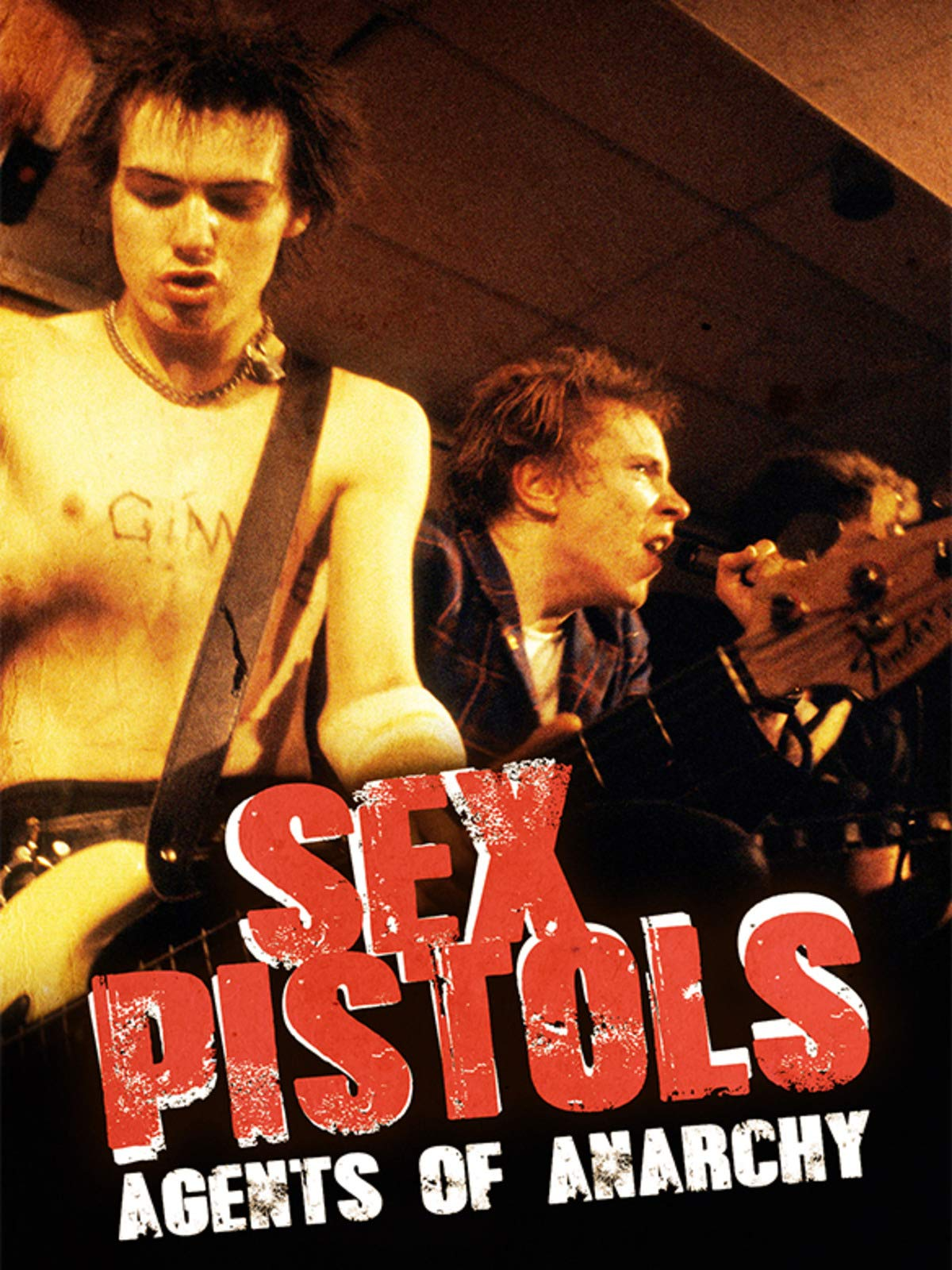 Video biography on the sex pistols