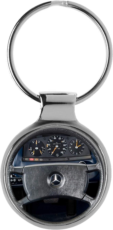 KIESENBERG Porte-cl/és Cadeau pour Mercedes W123 Fan Cockpit A-20802