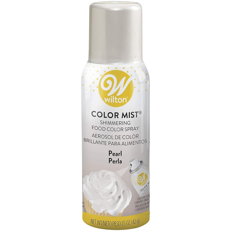 Wilton Pearl Edible Food Color Spray, 1.5 ounce