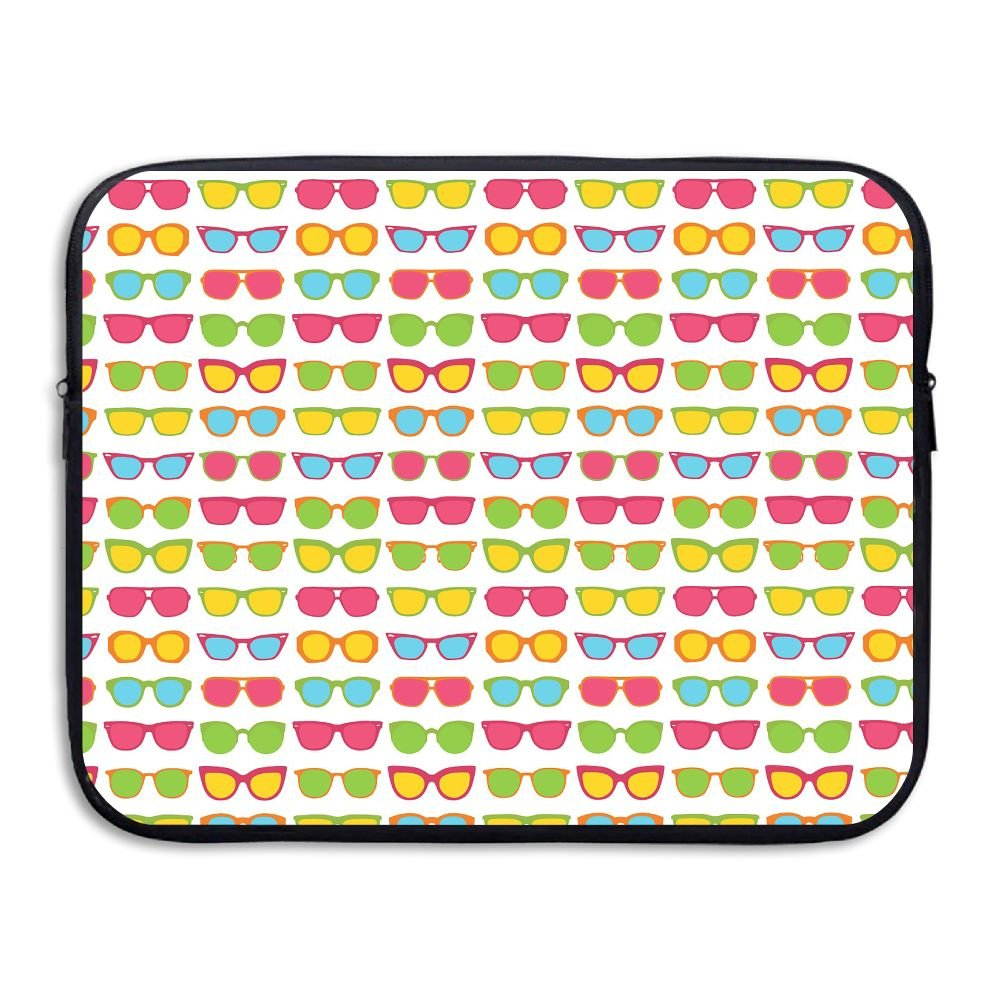 Waterproof Computer Bag Laptop Sleeve Bag Sunglasses Colorful 13/15 Inch Zipper Notebook Case