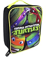 TMNT Teenage Mutant Ninja Turtles Soft Lunch Box (TMNT Black)