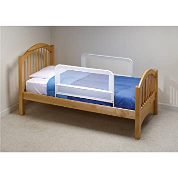 Amazon.: KidCo Children's Mesh Bed Rail, White, 2 Count : Baby