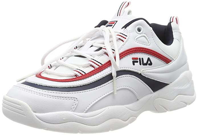 Fila Ray Low Sneakers Damen Weiß