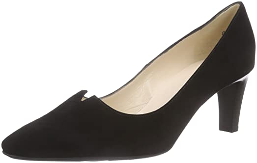 Peter Kaiser Women's MALANA Court Shoes Schwarz (SCHWARZ SUEDE 240) 6.5 Free Shipping Big Discount Outlet Cheap Price Outlet In China Outlet 2018 Unisex Official Online 6L7PE30
