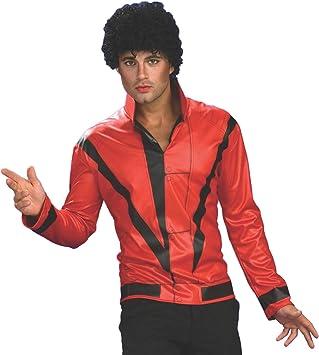 Rubies - Disfraz de Americana Thriller Michael Jackson, talla L ...
