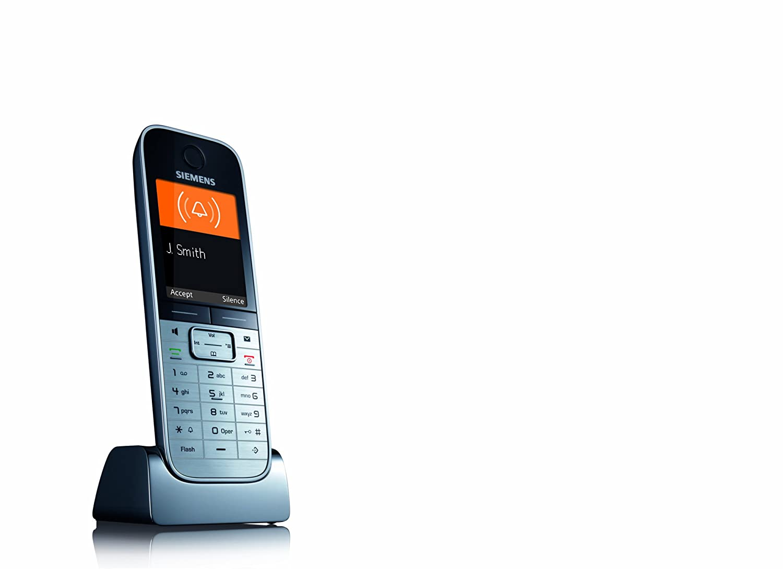 Amazon.com: Siemens Gigaset microteléfono adicional para ...