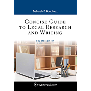 Concise Guide to Legal Research and Writing (Aspen Paralegal Series)