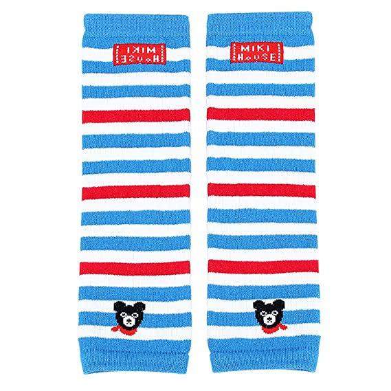 Calcetines Altos Bebe Calcetines Algodon Baby Rainbow Kneepad Socks Leg Warmer