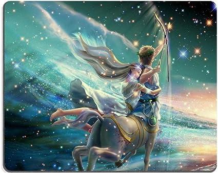 Caballo del zodiaco Sagitario medio hombre Fantasía ...