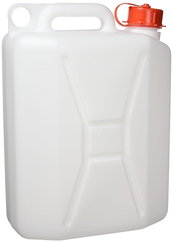 WOLFPACK 5085510 Bidon jerrycan 10/l Blanc