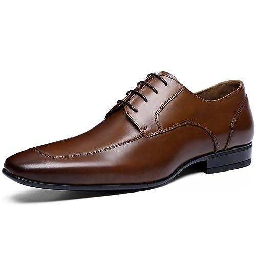 Desai scarpe eleganti Derby uomo stringate pelle nere marrone ... a8c6fbbf919
