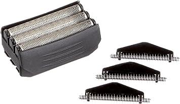 Remington SP399 - Pack de cuchillas y cabezal para afeitadora ...