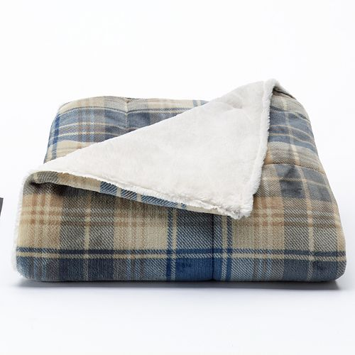 Cuddl Duds Cozy Soft Down-Alternativ​e Throw