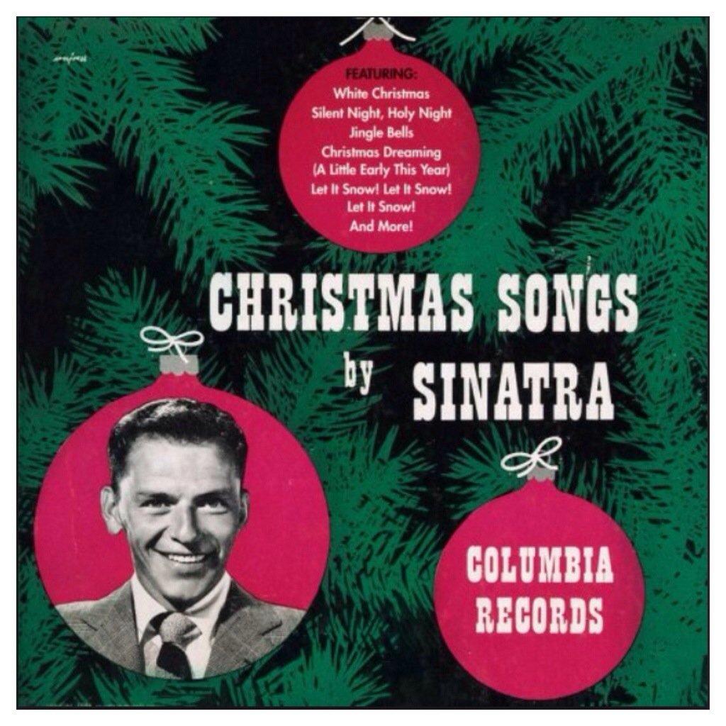 christmas songs by frank sinatra frank sinatra 0827139491321 amazoncom books - Christmas Songs By Sinatra