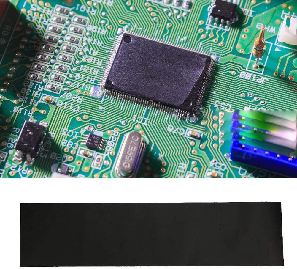 1002000.07mm High Thermal Conductivity Graphite Film Ultra-Thin Flexible Graphite Sticker