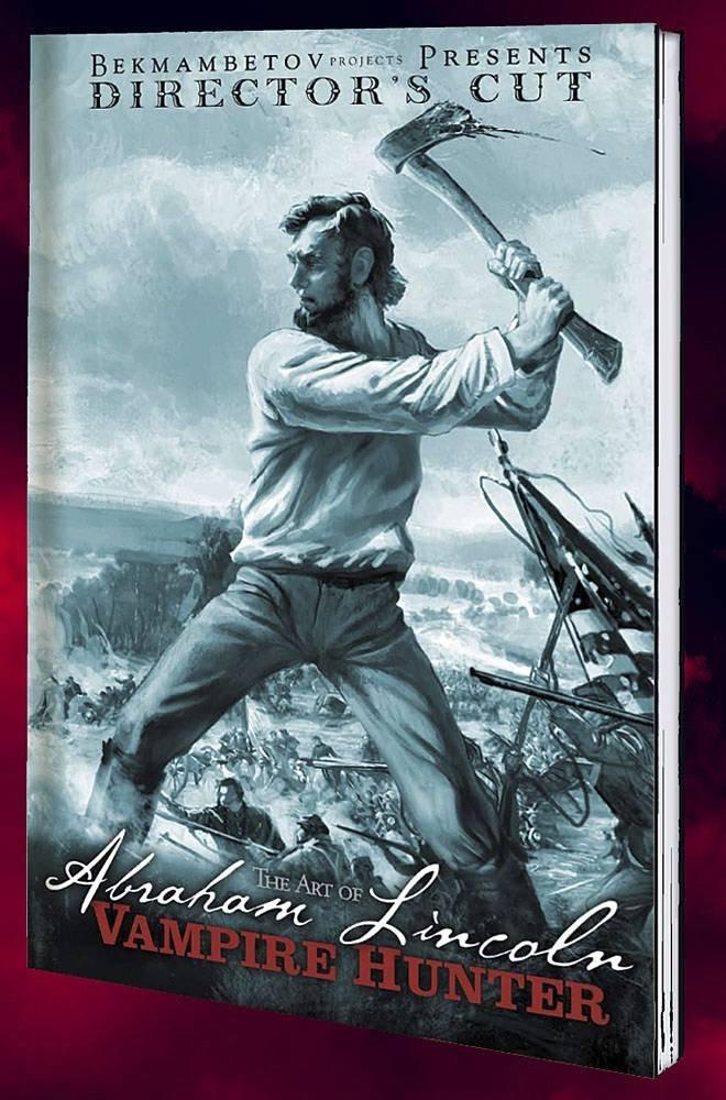 Amazon Com The Art Of Abraham Lincoln Vampire Hunter 9780982362884 Na Bekmambetov Timur Various Arstists Books