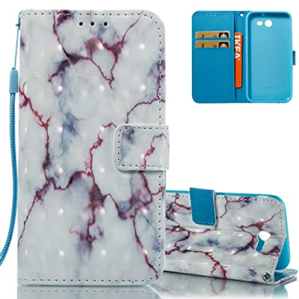 Samsung Galaxy J3 Emerge Case Aeeque Slim Fit Samsung J3 Prime Case,  Samsung J3 2017 Case, Samsung J3 Eclipse Case Shockproof PU Leather  Protective