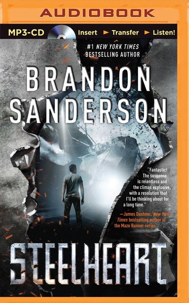 Amazon.com: Steelheart (The Reckoners) (0889290316103): Brandon Sanderson,  MacLeod Andrews: Books