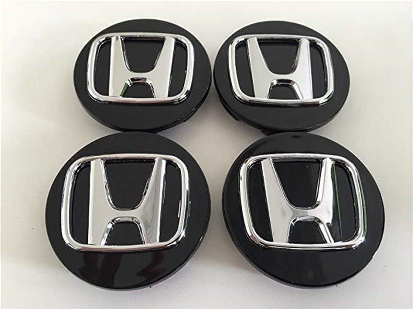 yongyong218 Juego de 4 tapacubos DE 69 mm o 2,75 para Honda Accord Civic Pilot: Amazon.es: Coche y moto