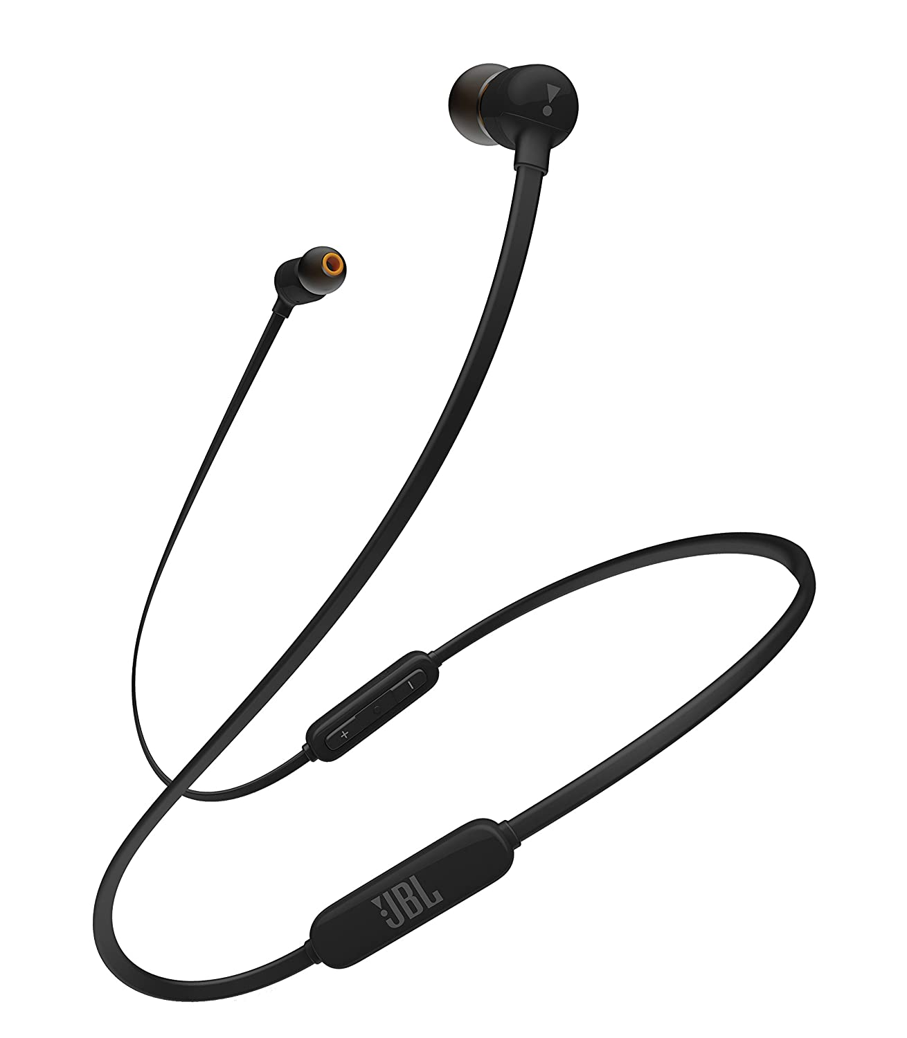 JBL Sealed Dynamic Type Bluetooth Wireless Canal Earphone T110BT-BLK (Black)【Japan Domestic Genuine Products】 JBLT110BTBLKJN