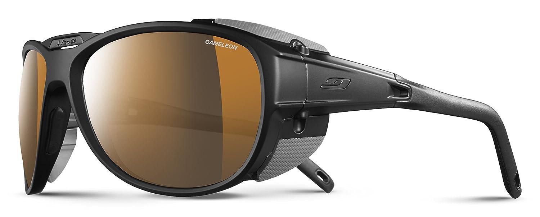 9dc50a83e0 Julbo Explorer 2.0 Cameleon - Gafas de Sol, Lente ahumada, fotocromáticas,  Hombre, Hombre, Color Noir Mat/Noir, tamaño Talla única: Amazon.es:  Deportes y ...
