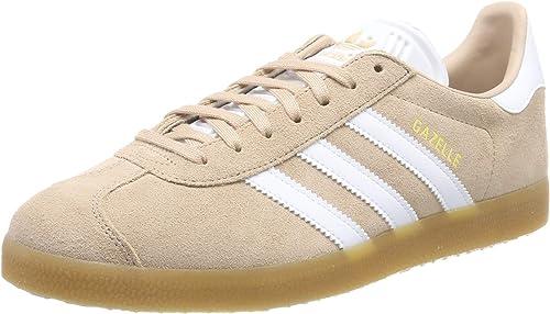adidas gazelle homme beige