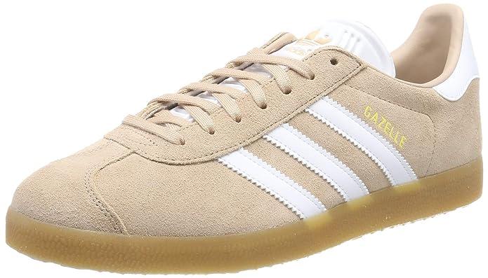 adidas Gazelle Sneaker Herren Beige