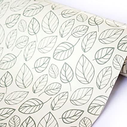 Amazon SimpleLife40U Leaf Contact Paper Decorative Self Custom Contact Paper Decorative Designs