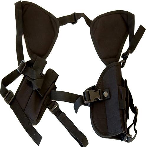Best Concealed Carry 1911 Shoulder Holster - Works Great for Revolvers, Pistols, Hand Guns