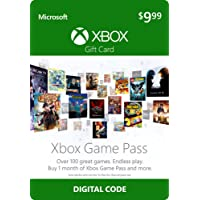 $10 Xbox Game Pass Gift Card - Xbox One [Digital Code]