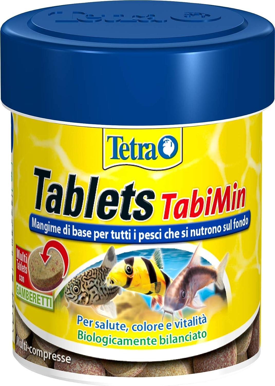 Tetra Tablets TabiMin - Confezione da 120 Tablets da 49 gr