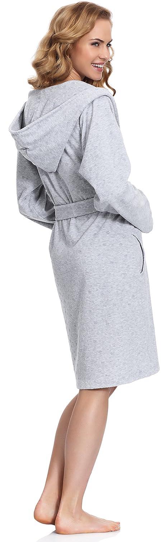Merry Style Bata Ropa de Casa Lenceria Mujer MS542