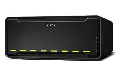Drobo B810i - 8 Bay SAN Storage Array Business- iSCSI x 2 Ports (DR-B810I-3A21) External Devices & Data Storage at amazon