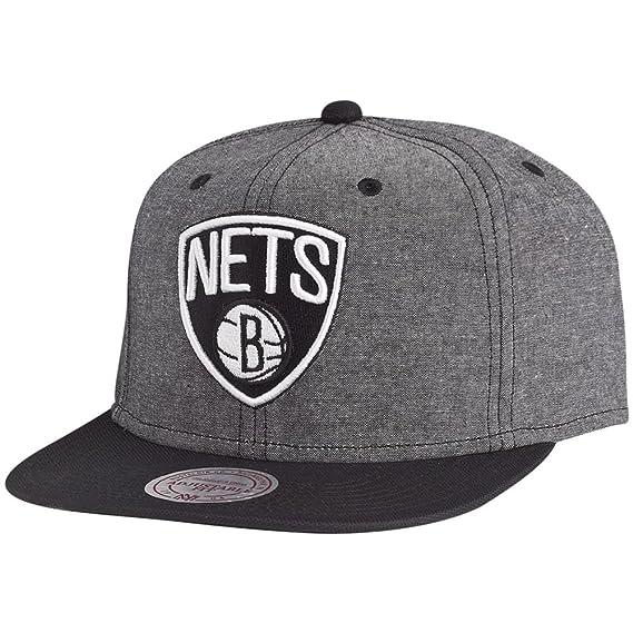 Mitchell & Ness Brooklyn Nets Isles EU362 Snapback Cap Kappe ...