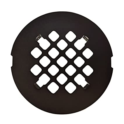 Oil Rubbed Bronze Shower Drain Cover.Oil Rubbed Bronze Round Snap In Shower Drain Grate 4 1 4 Replacement Cover Shower Strainer