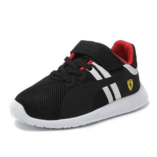 Puma - Zapatillas de Lona para Niño