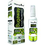 Nutree Pure Bugaway Herbal Mosquito Repellent Oil Spray For Kids And Adults - 100Ml Deet Free (1)