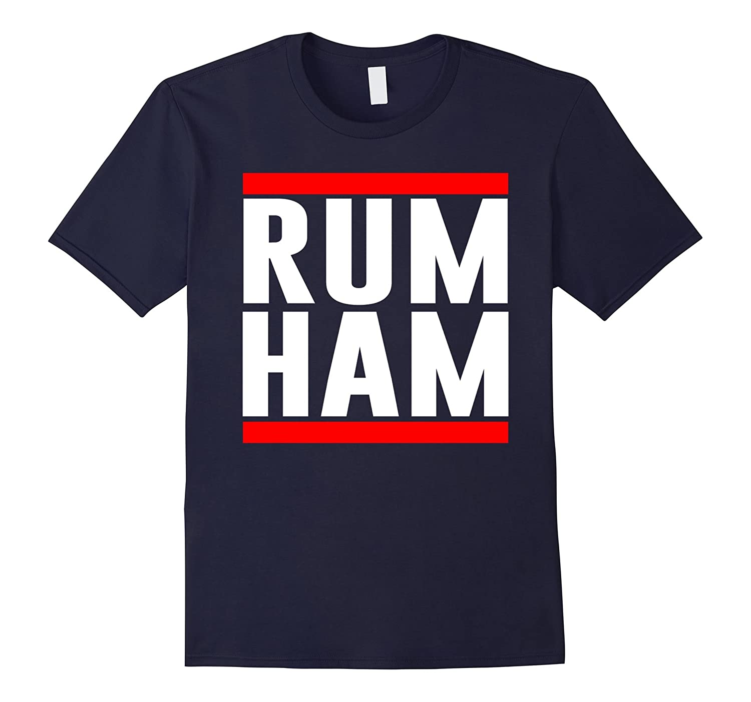 Always Sunny RUM HAM Tee - Gang Goes to the Jersey Shore-TH