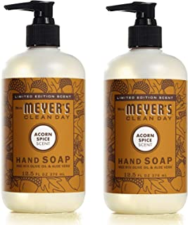 product image for Mrs. Meyer's Liquid Hand Soap, Acorn Spice, 12.5 OZ, (Pack - 2)