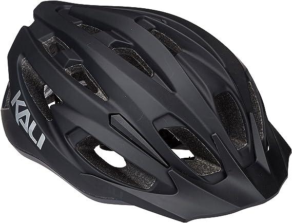 Kali Protectives Alchemy Helmet Solid Matte Black/Gunmetal