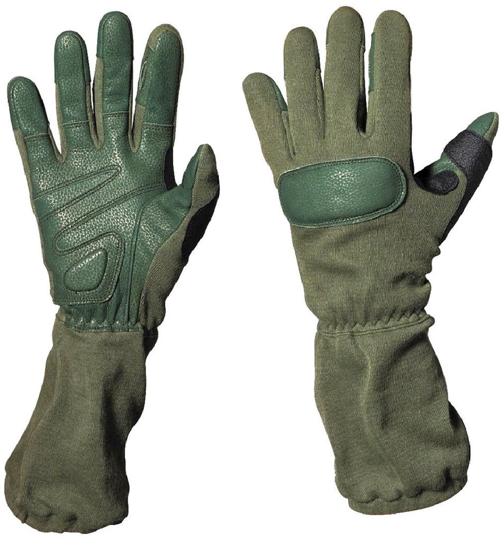 5. AMYE Cut Resistant Tactical Gloves Padded Flash Protection Military Special Forces
