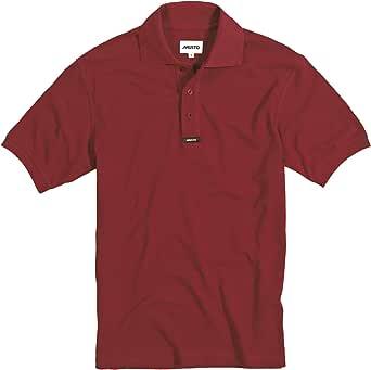 Camisa polo masculina clássica de manga curta Pique da