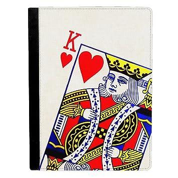 Rey de Corazones juego de cartas Apple iPad Pro 12.9 inch ...