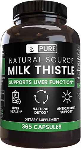 Natural Source Milk Thistle