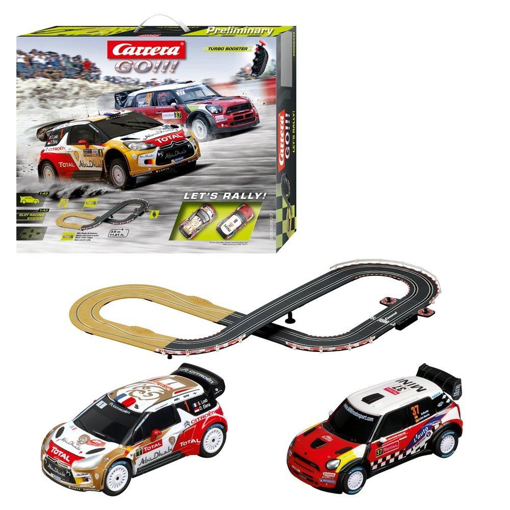Carrera - 20062433 - Let's Rally!
