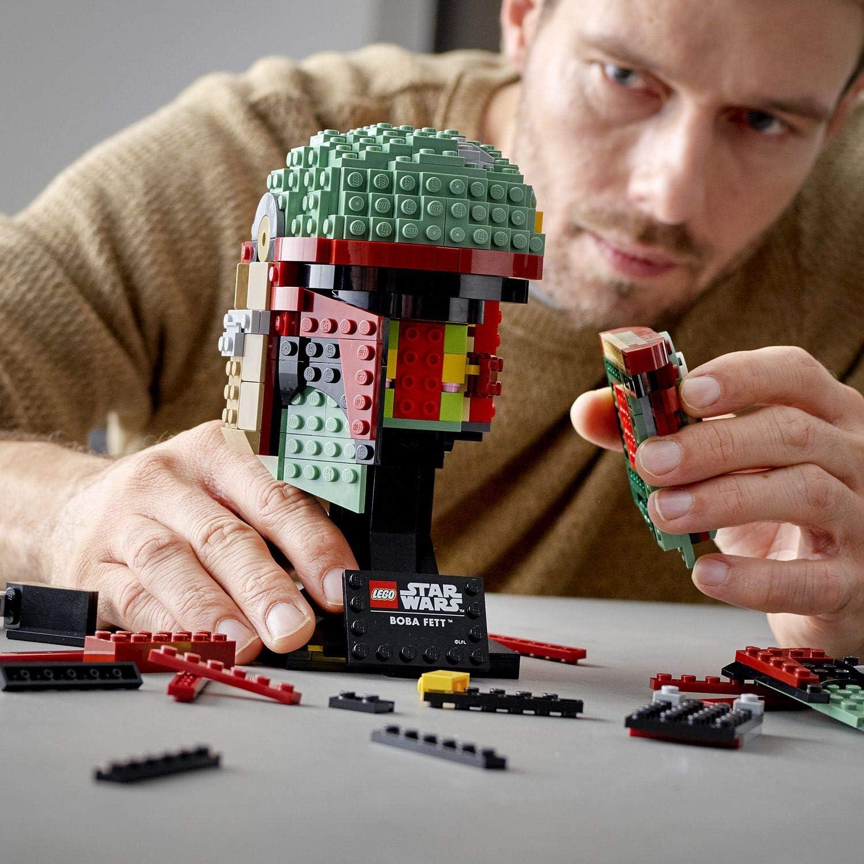 LEGO Casco Boba Fett Star Wars 75277