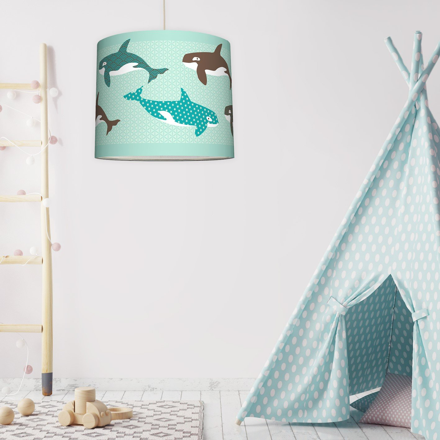 Anna Wand Lampenschirm Little Wood Schirm Fur Kinder Baby Lampe