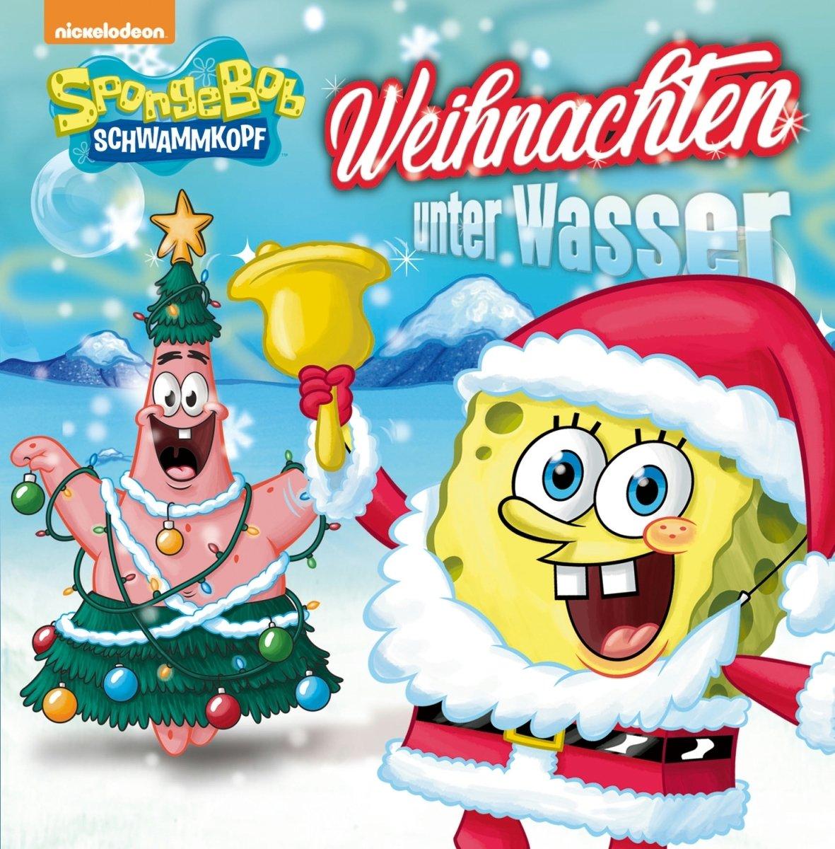 Weihnachten Unter Wasser - Spongebob Schwammkopf: Amazon.de: Musik