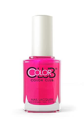 Color Club Mood Changing Nail Lacquer Review - YouTube