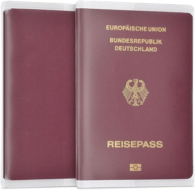 Etui Oxford Passeport Pvc200 Incol